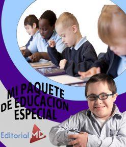 Mi paquete de educación especial