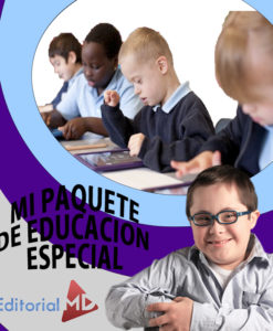 Mi paquete de educacion especial [Editorial MD]