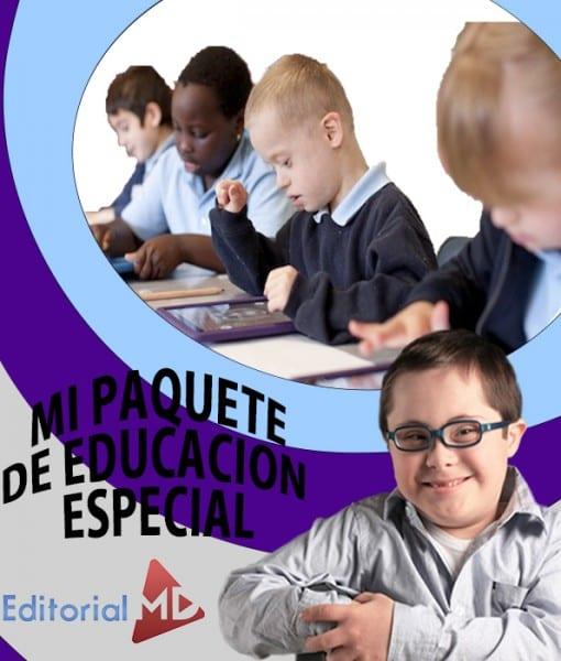 Mi paquete de educacion especial [Editorial MD]
