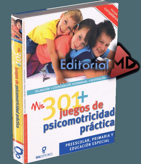 Mis 301 Juegos de Psicomotricidad