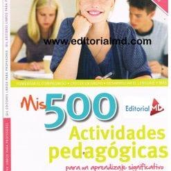 Mis 500 Actividadades pedagogicas