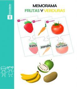 Momorama de Frutas y Verduras