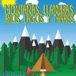 montañas y llanuras para niños