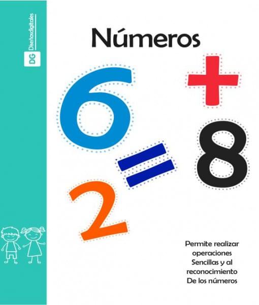 Números para operaciones básicas