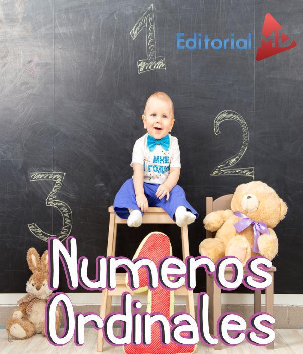 numeros ordinales para niños con actividades