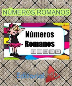 Numeros Romanos para niños
