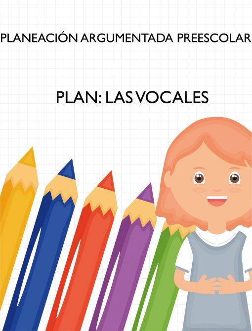 PLAN: LAS VOCALES
