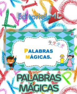 Palabras Magicas para Niños
