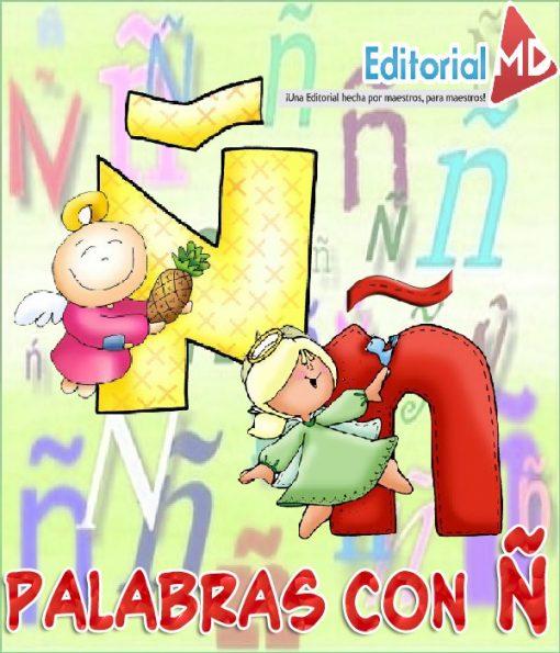 Palabras con Ñ para niños
