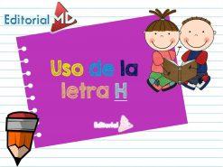 Palabras y reglas para el uso de la letra H