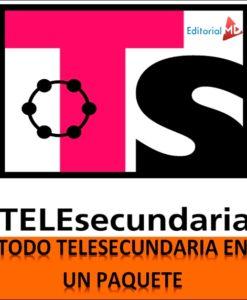 Paquete planeaciones Telesecundaria