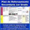 Plan de reforzamiento para Secundaria Generales, Técnicas y Telesecundaria (1er Grado)
