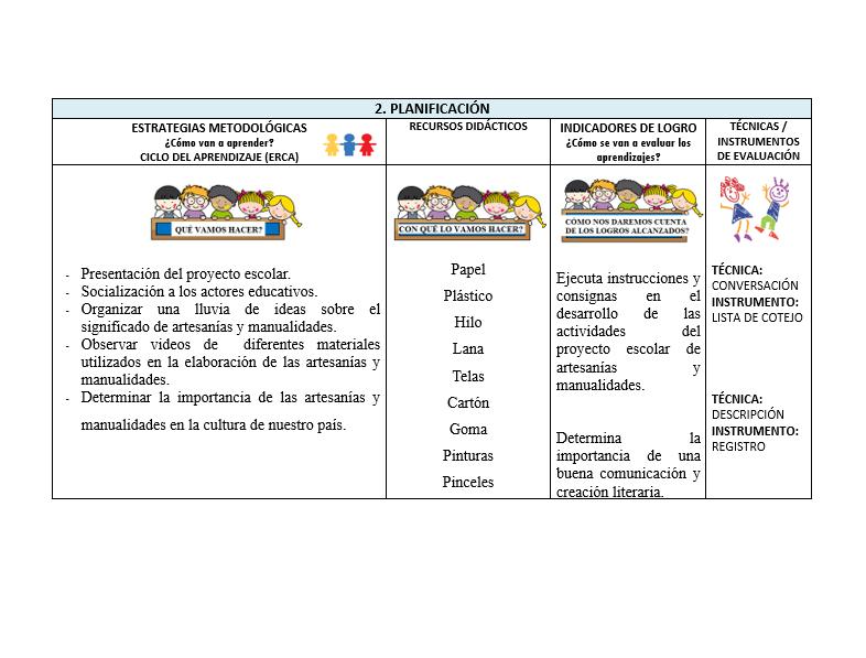 Planeación Club Artesanías EDUCACIÓN BÁSICA06