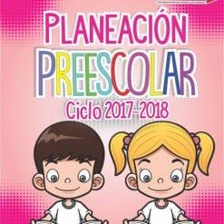 Planeacion Argumentada de Preescolar 2017-18
