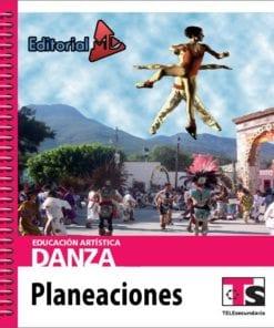 Planeaciones de Artes Danza