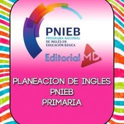planeaciones de ingles primaria ciclo 2019-2020