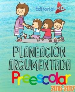 Planeacion didactica argumentada Preescolar