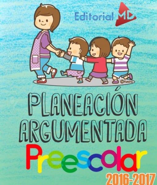 Planeacion didactica argumentada de Preescolar