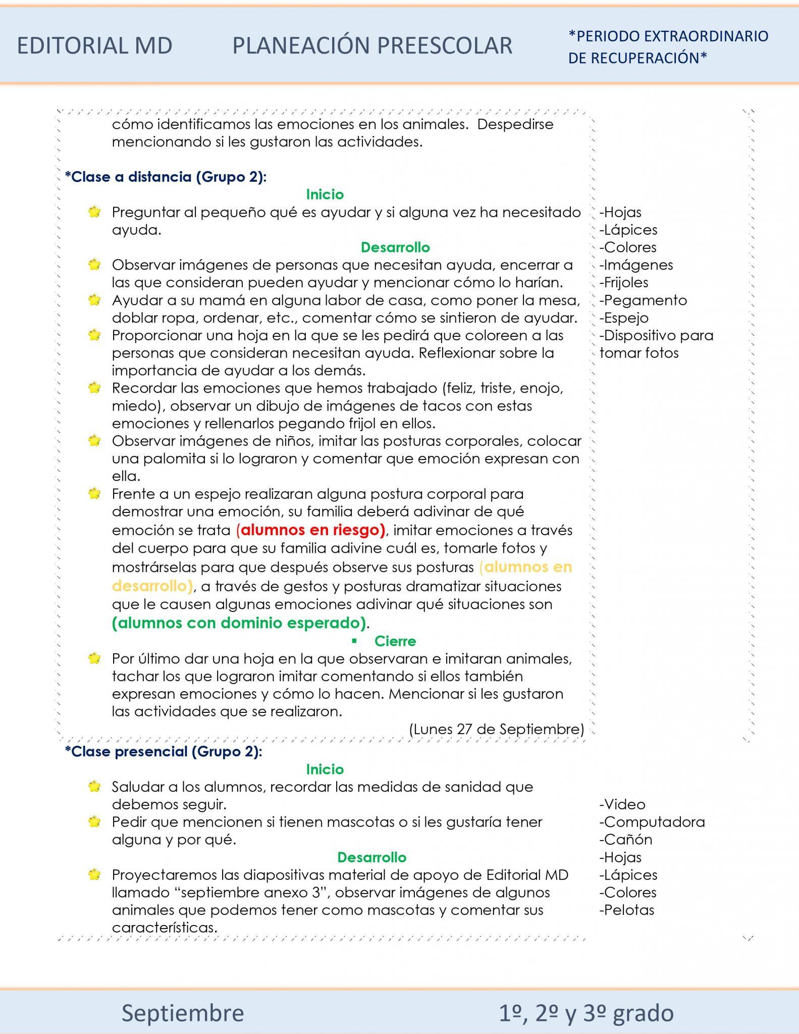 Planeación de Preescolar Híbrida del 27 de septiembre al 1 de octubre 2021 05