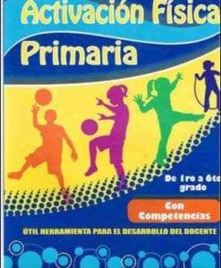 Planeacion de educación física para primaria