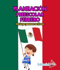 Planeacion de febrero para preescolar
