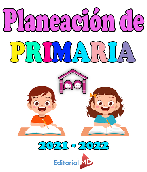 Planeacion primaria 2021-2022