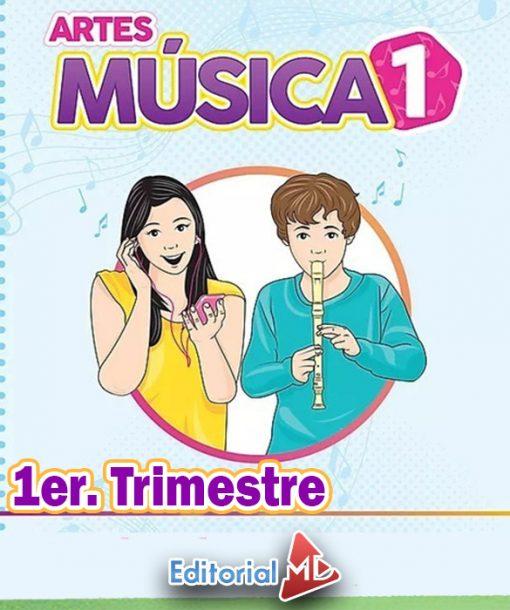 Planeaciones Artes Musica 1 Secundaria (Nuevo Modelo Educativo) 1er. Trimestre