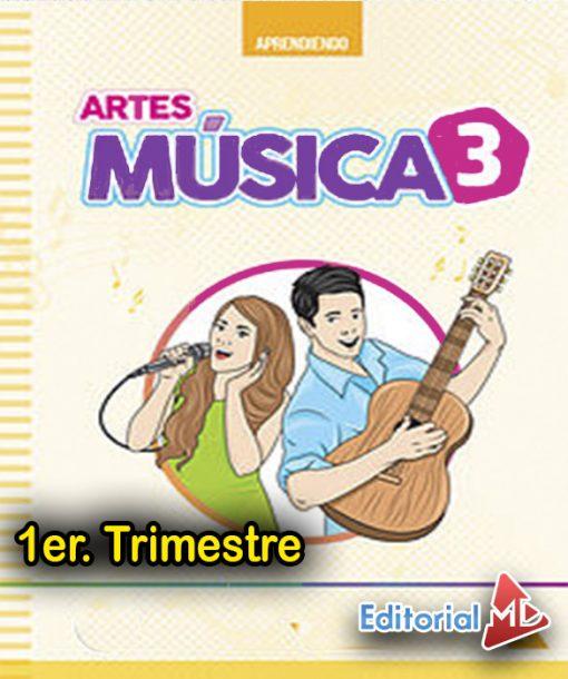 Planeaciones Artes Música 3 Secundaria (Nuevo Modelo Educativo) 1er. Trimestre