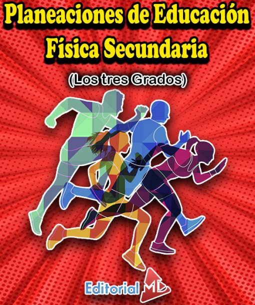 Planeaciones Educacion Fisica Secundaria (los tres grados)