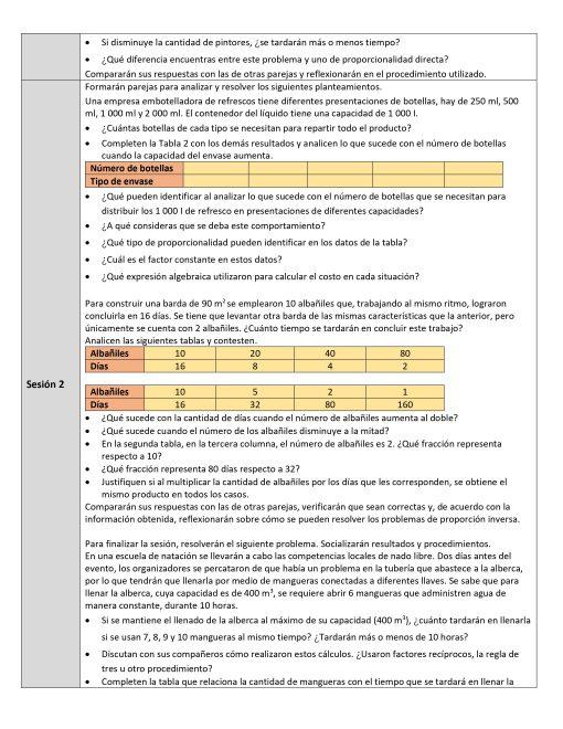Planeaciones de Matemáticas 2 02