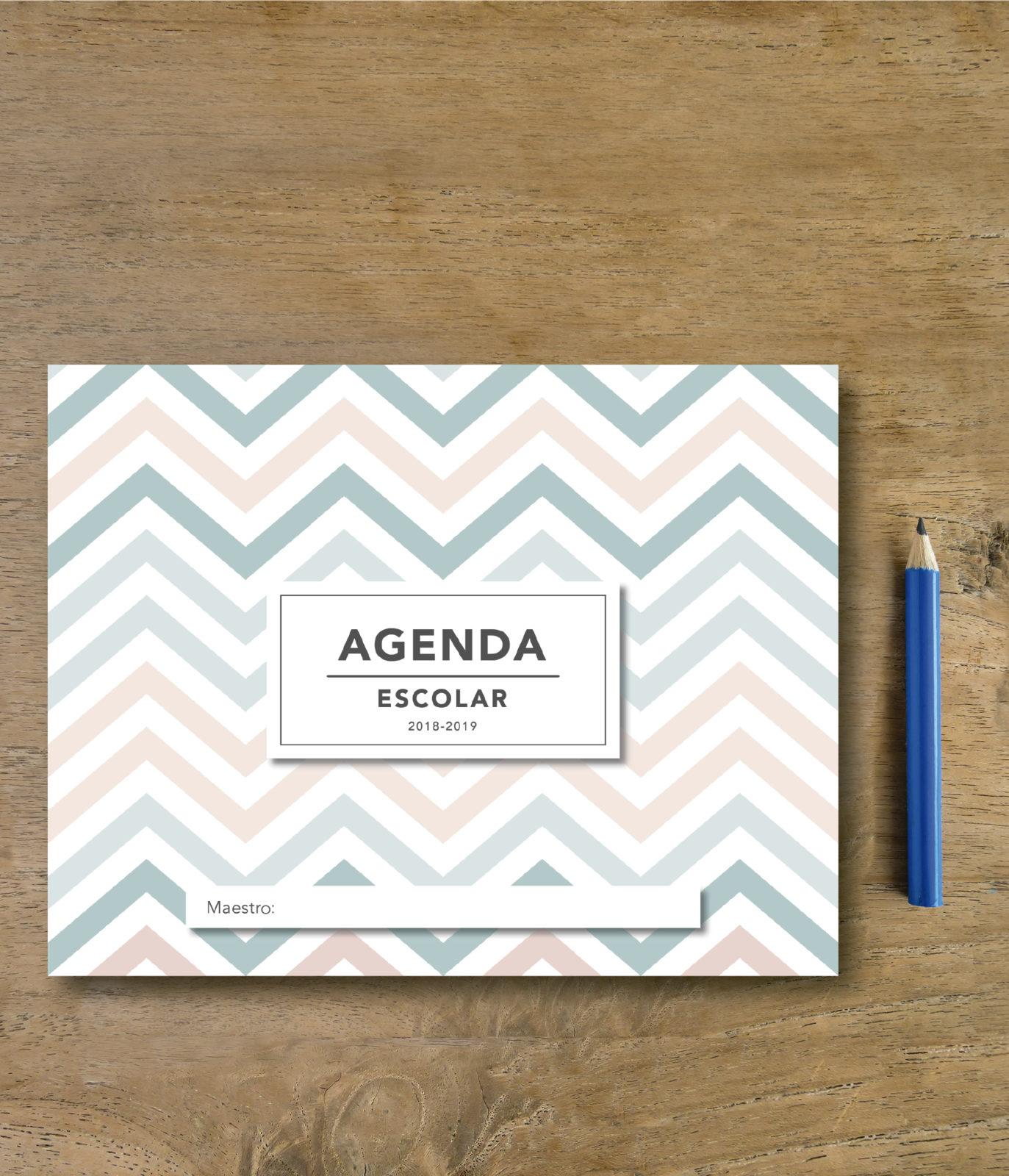 Agenda Escolar 2018-2019