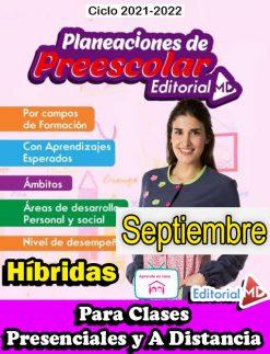 Preescolar Septiembre 2021