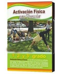 Preescolar educación física