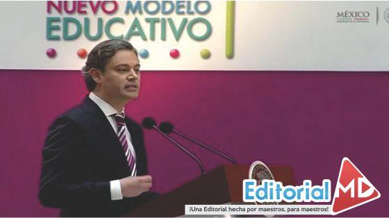 Presentan Nuevo Modelo Educativo 2017