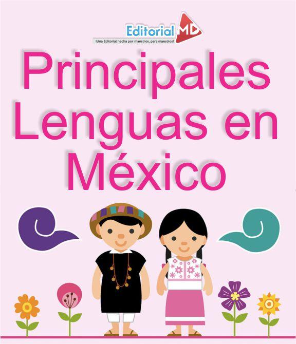 Principales Lenguas en Mexico