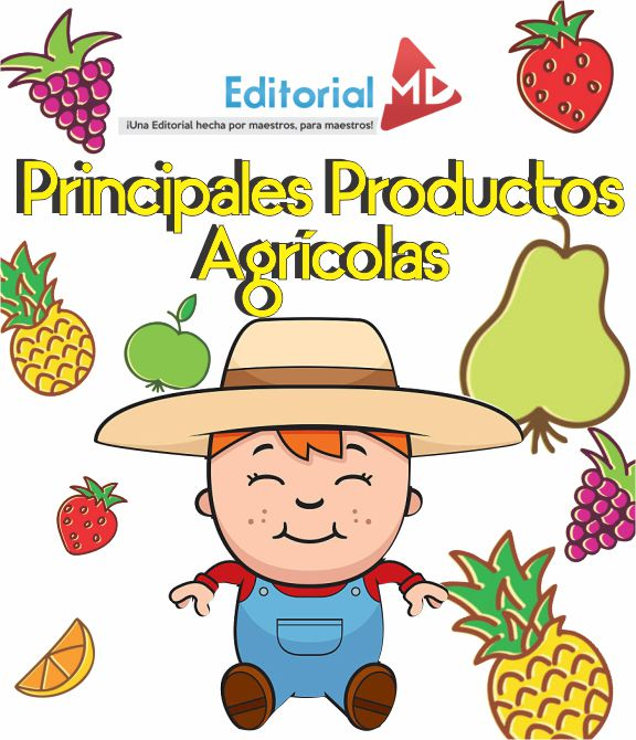 Principales Productos Agricolas