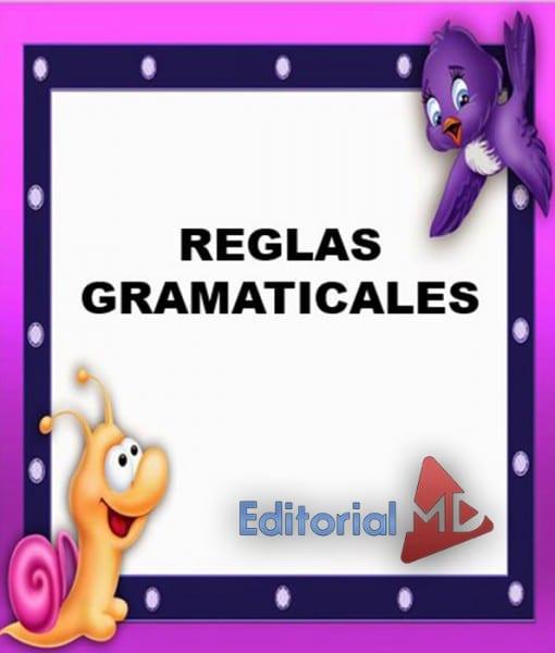 Reglas gramaticales