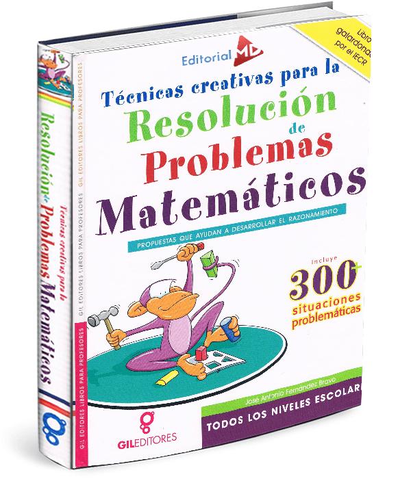 Resolucion de Problemas matematicos editorial md
