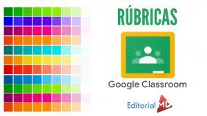 Rubricas en google classroom