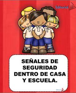 señales de seguridad para niños