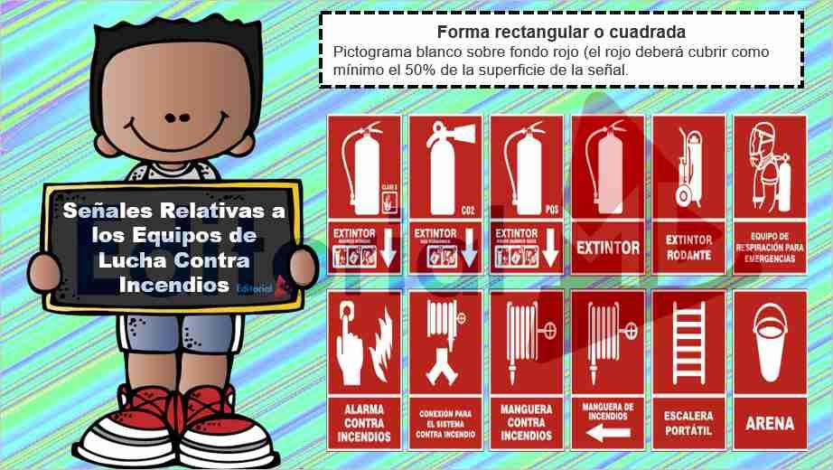 Señales de Seguridad Para Niños Para Imprimir (CON ACTIVIDADES)