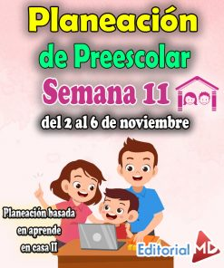 Semana 11 preescolar