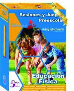 educación física en preescolar