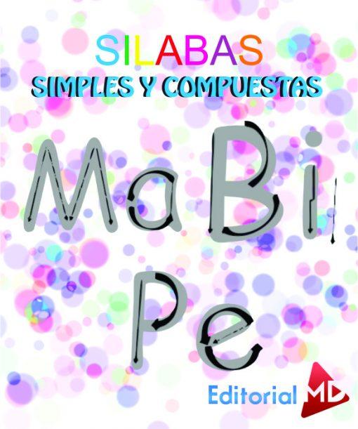 ejercicios de Silabas Simples y Compuestas