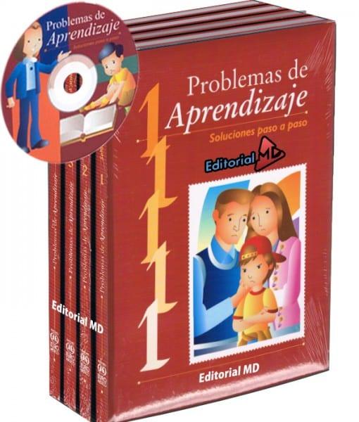 Problemas de aprendizaje [editorial md]