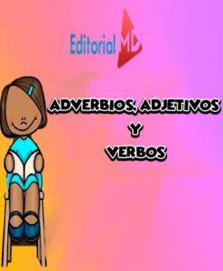 Adjetivos, Adverbios, verbos