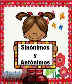 Sinonimos y Antonimos para niños