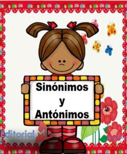 Sinonimos y Antonimos Ejercicios