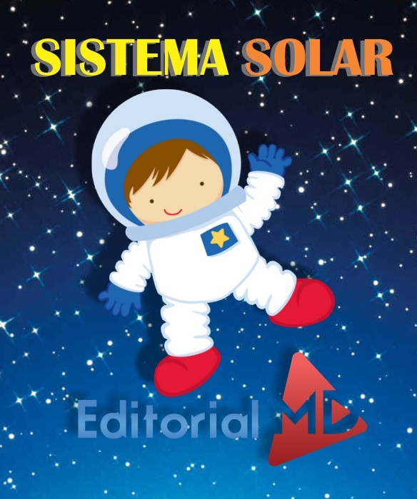 Sistema Solar Para Niños Material Para Imprimir