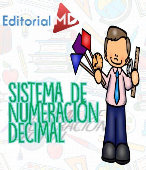 sistema de numeracion decimal para niños de primaria